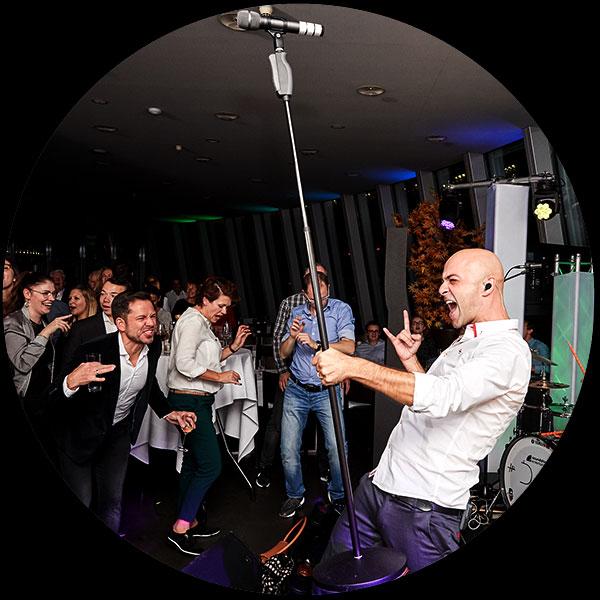 Soundshine Entertainment Kuenstler Liveband 01