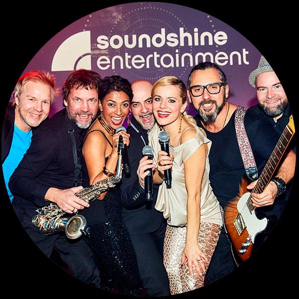 Soundshine Entertainment Kuenstler Soundshineband 01